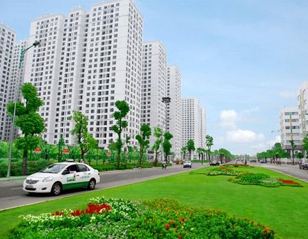 Thiết kế và thi công cảnh quan đô thị - cảnh quan công viên cây xanh