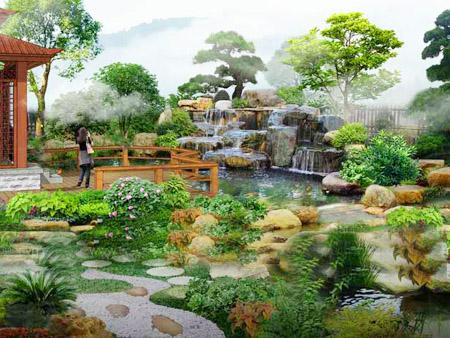 Thiết kế cảnh quan sân vườn đẳng cấp giá rẻ
